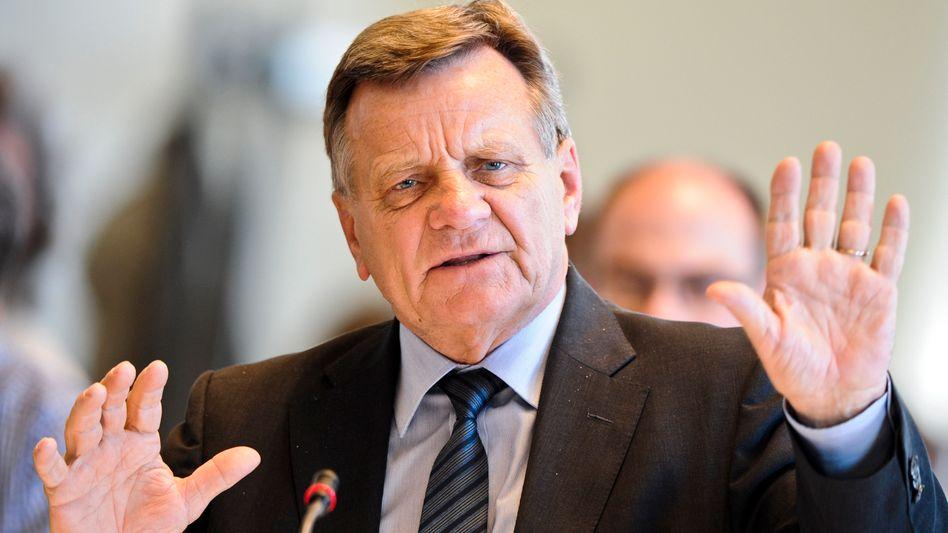 Flughafenchef Mehdorn: Schuld sind immer die anderen