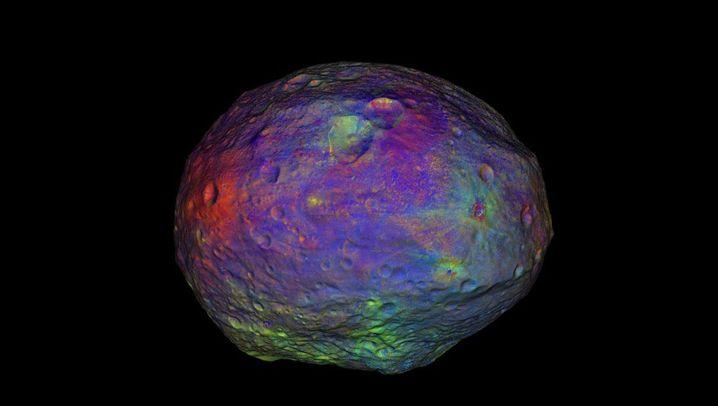 Sonnensystem: Faszinierende Asteroiden