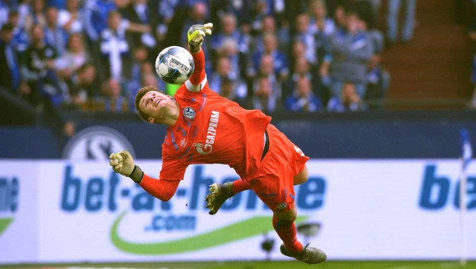 Alexander Nübel wechselte 2015 aus Paderborn nach Gelsenkirchen