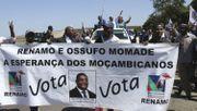 Schwierige Wahlen in Mosambik
