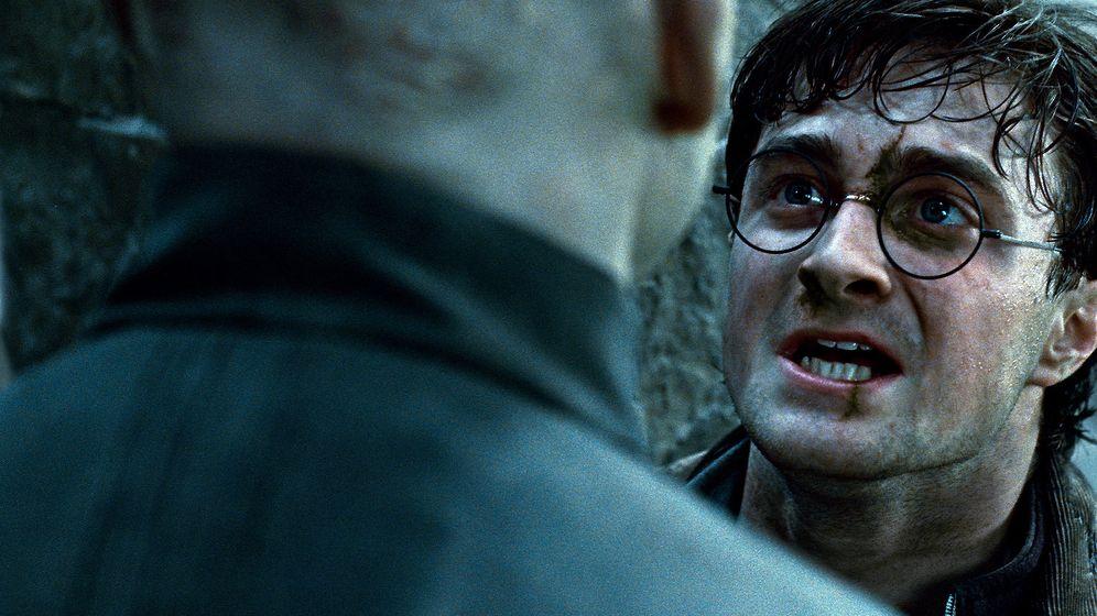 "Letzter ""Harry Potter""-Film: Freunde fürs Leben"
