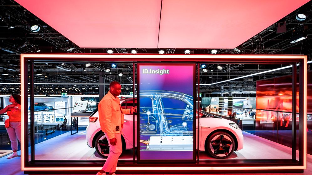 Photo Gallery: Germany Faces the Electric Car