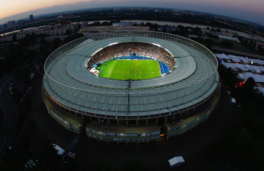 Fußballstadien In Paris