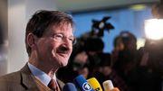 Schatzmeister Solms kündigt Rücktritt an
