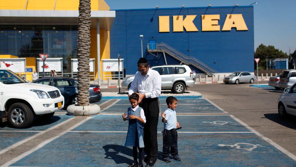 Negozio Ikea in Israele: alla ricerca di nuove strade