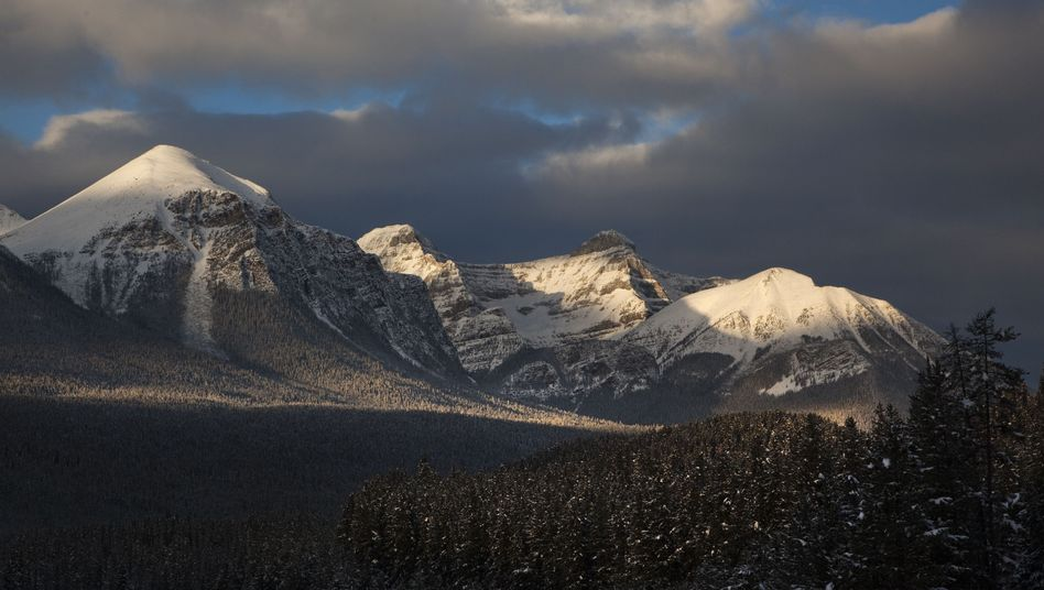 Banff-National-Park in Kanada