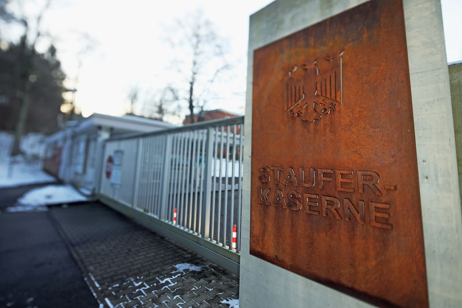 Pfullendorf / Staufer-Kaserne