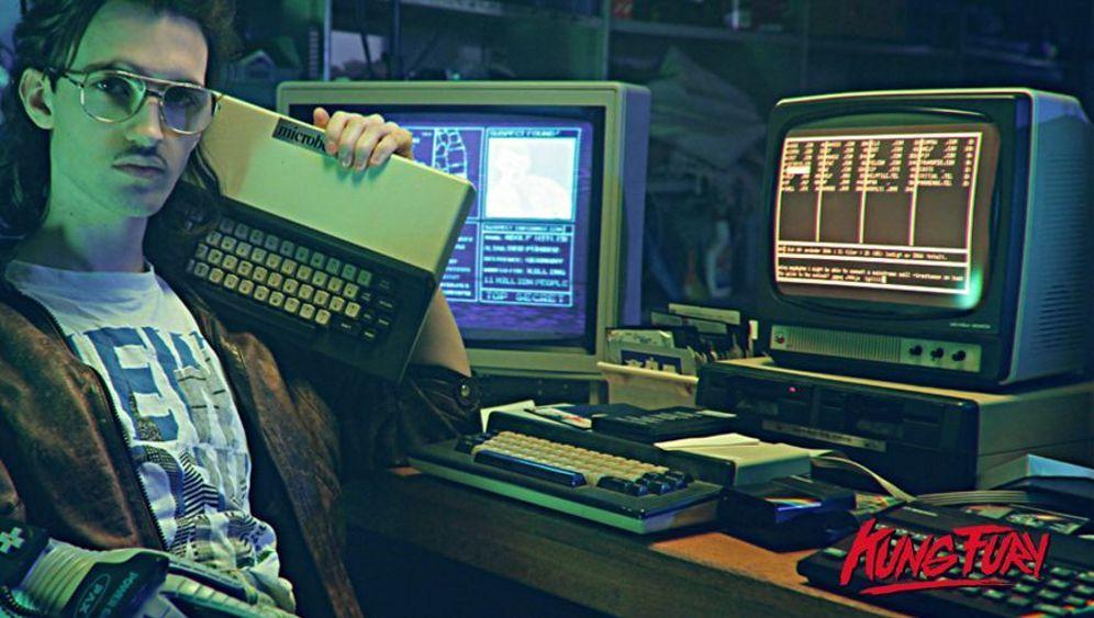 """""""Kung Fury"""": Achtziger-Jahre-Parodiefilm aus Schweden"""