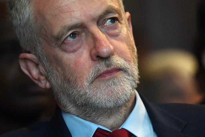 Jeremy Corbyn, Labour-Vorsitzender
