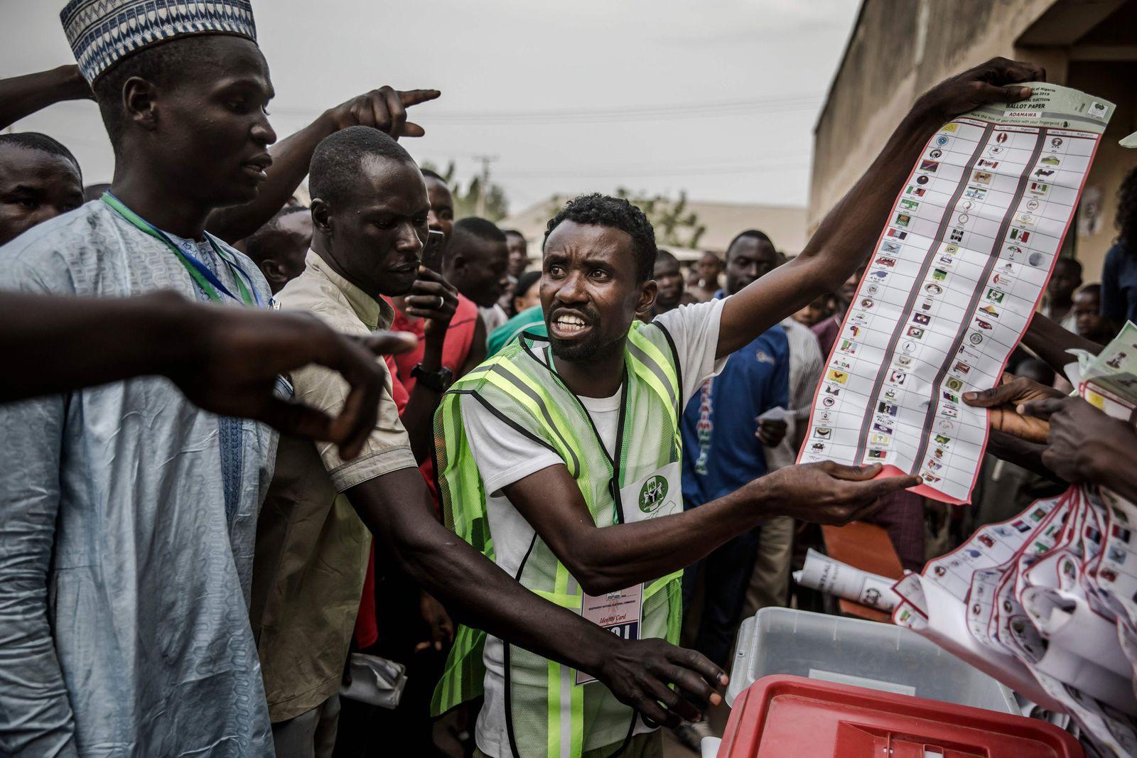 Wahl Nigeria