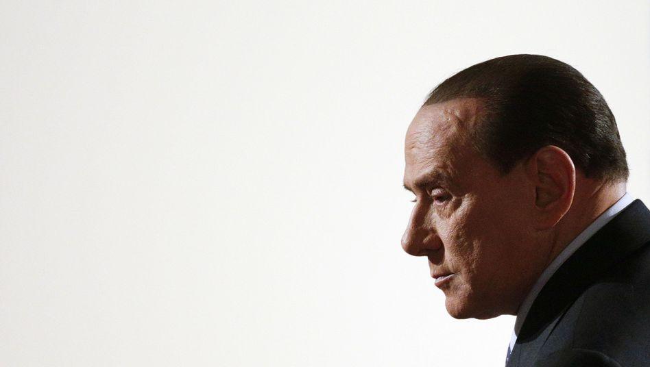 "Italiens Ex-Premier Berlusconi: ""Verfolgung durch die Justiz"""