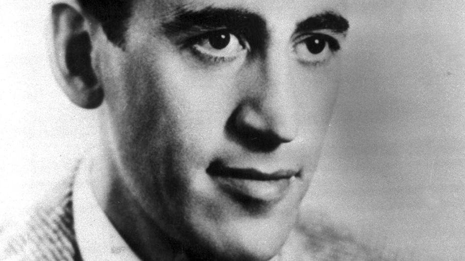 """J. D. Salinger im Jahr 1951: """"Raffiniertes Mädchen"""""""
