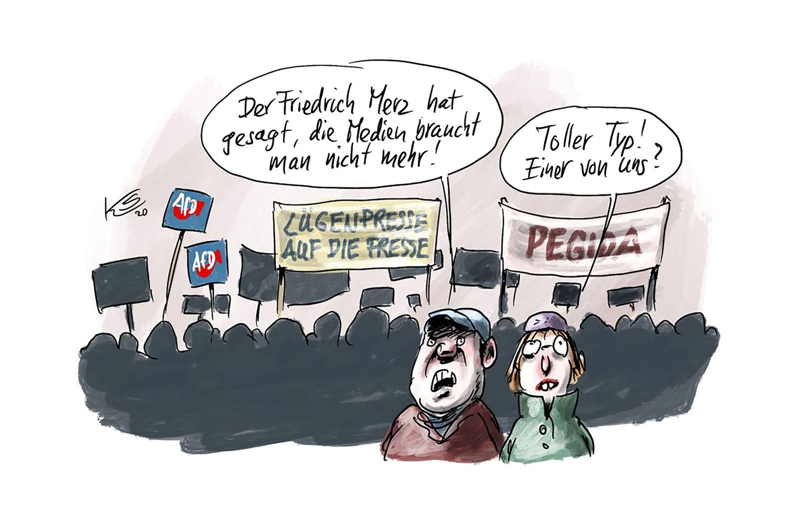 Cartoons/ 18.02.20