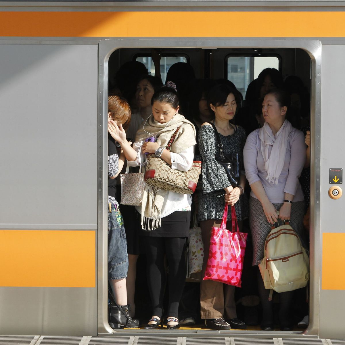 japan sexueller belastigung