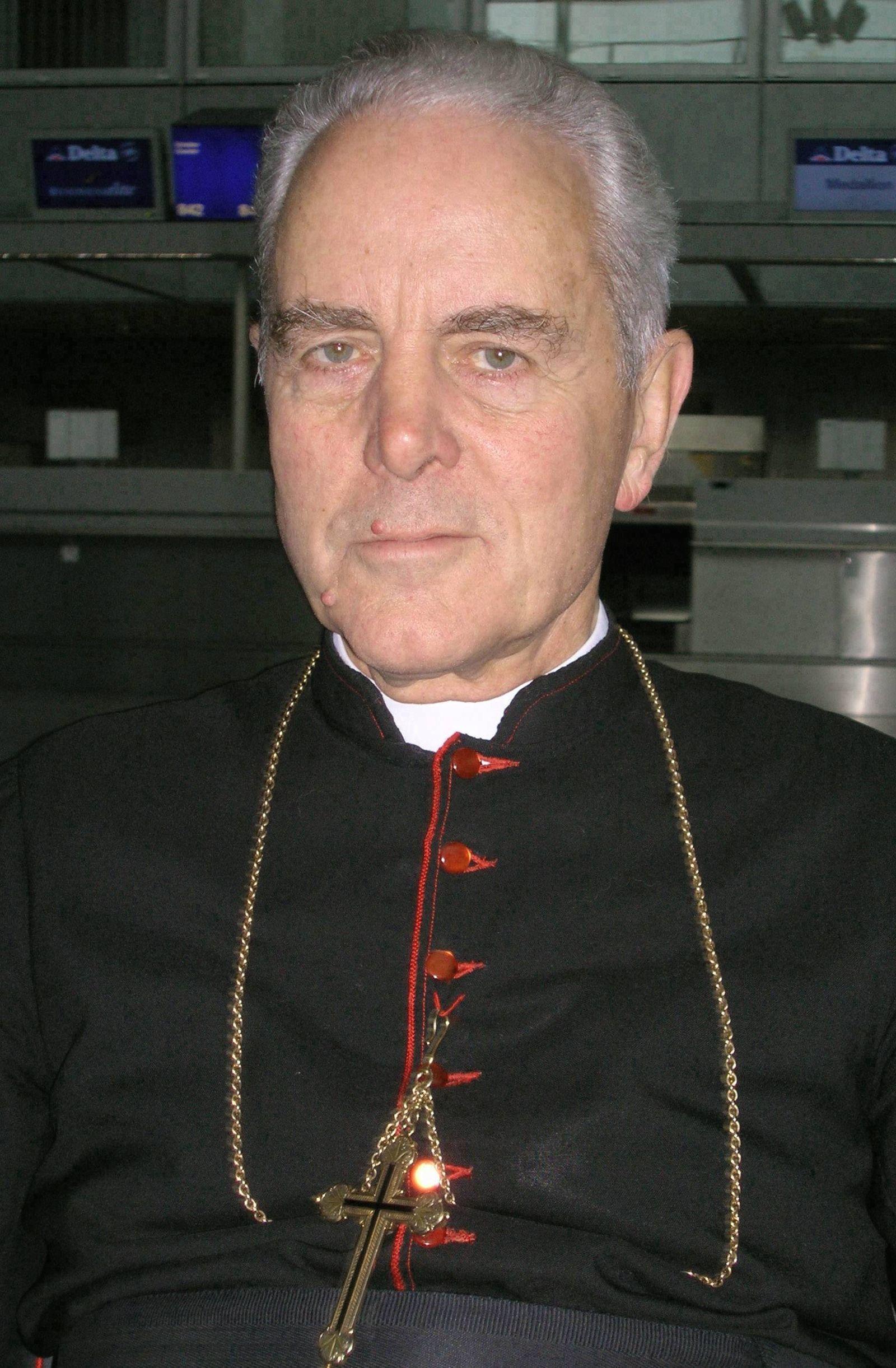 NICHT VERWENDEN Bishop Williamson