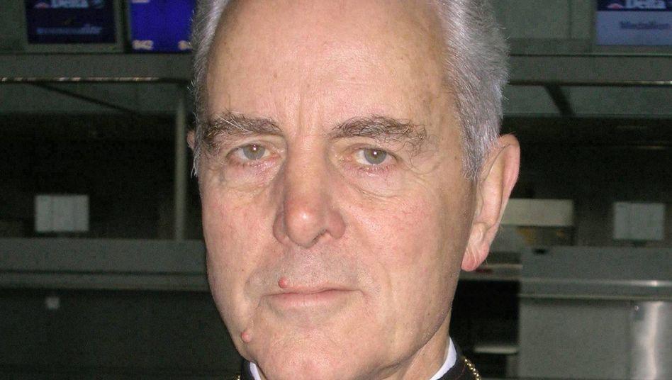 """Bischof Williamson: """"Ich glaube, es gab keine Gaskammern"""""""