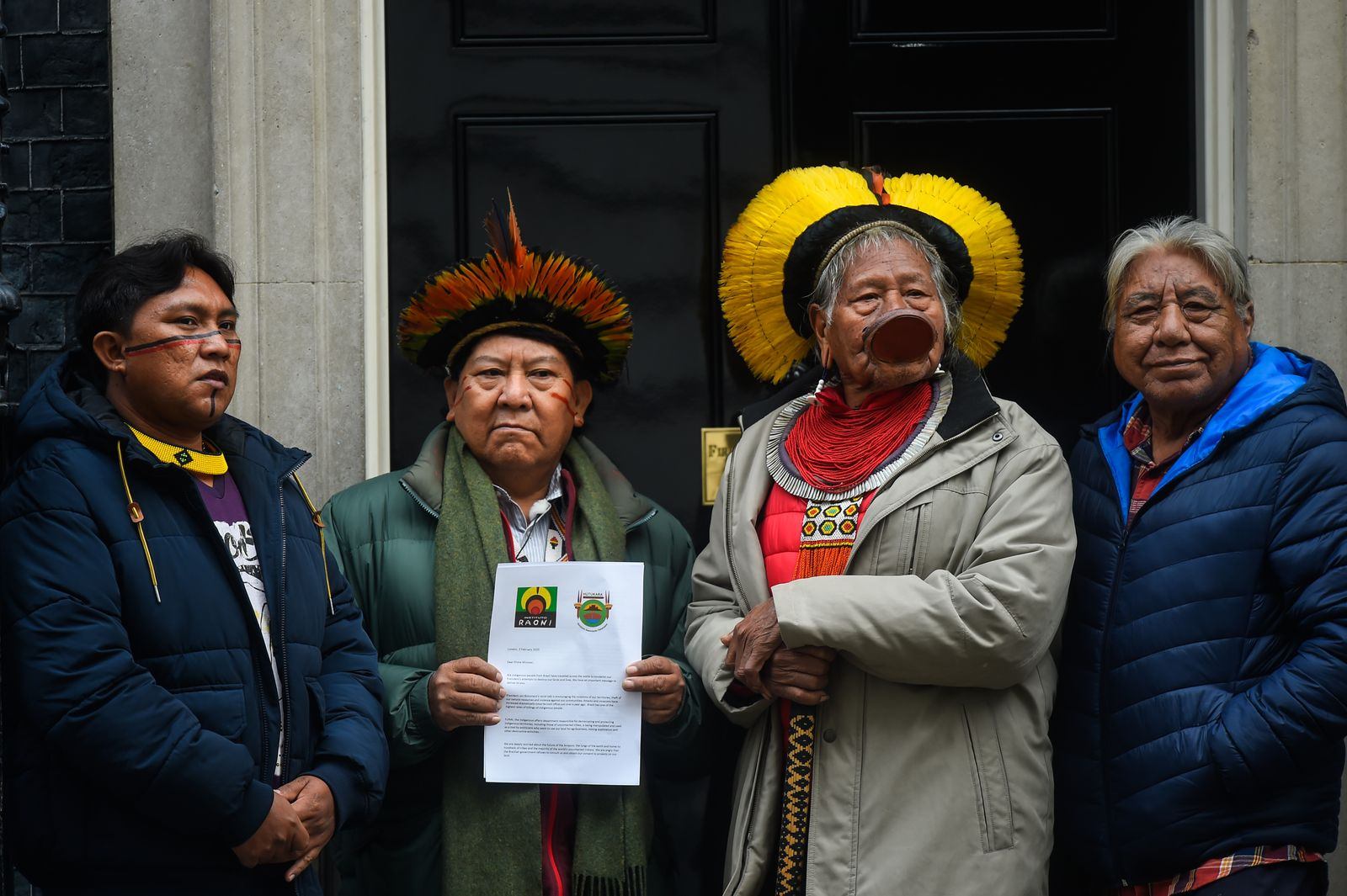 Brazilian Indigenous Groups Lobby British PM To Condemn Bolsonaro