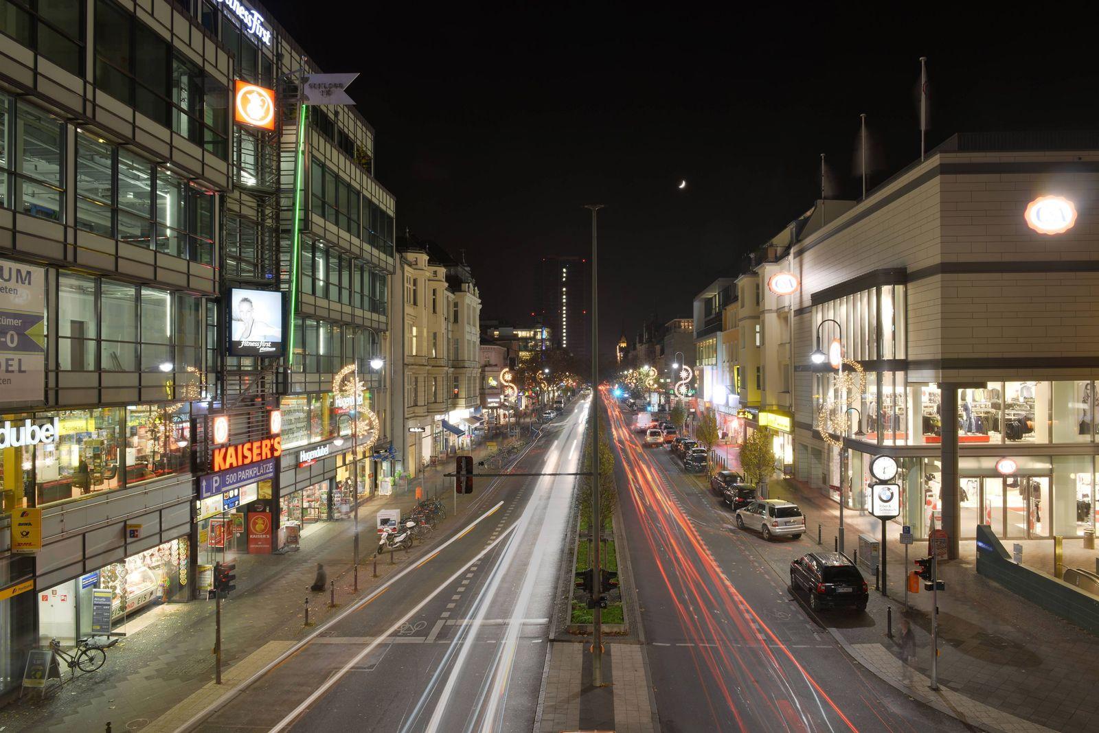 EINMALIGE VERWENDUNG Schloßstraße Berlin