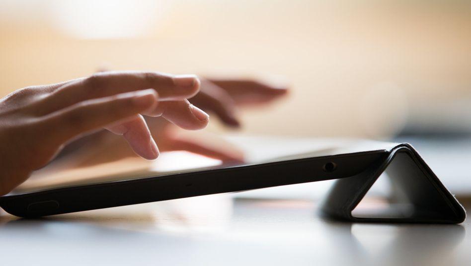 Digitalpakt soll Ausstattung der Schulen fördern (Symbolbild)