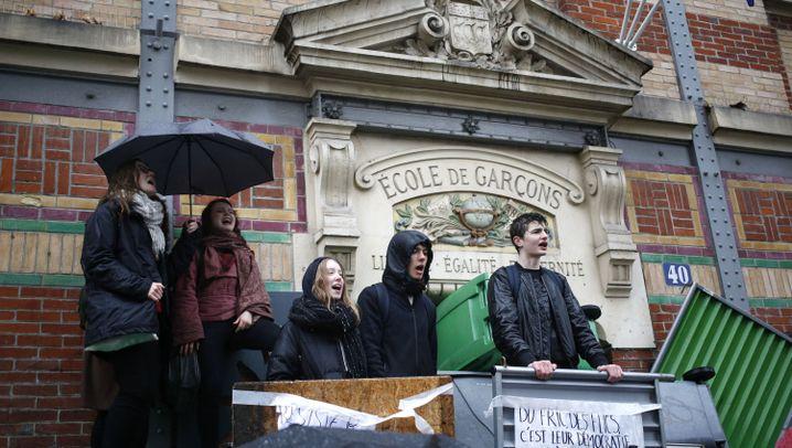 Neues Arbeitsgesetz: Aufstand gegen Hollandes Pläne