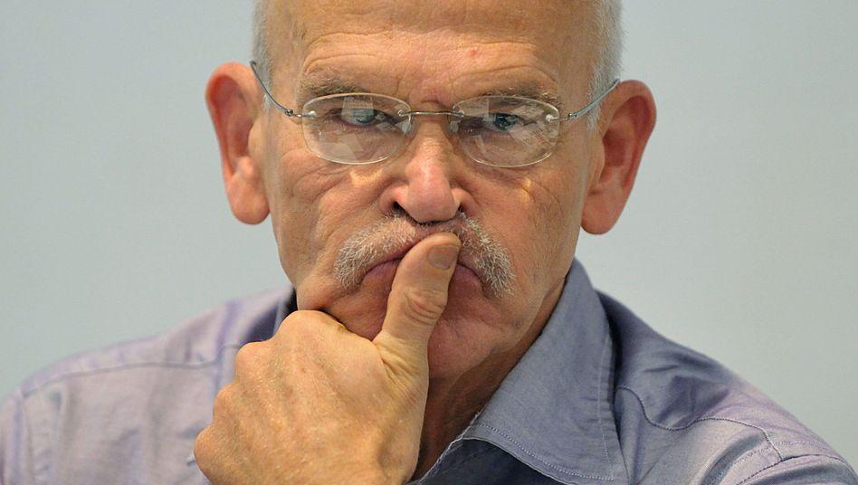 Günter Wallraff (2009): Der Enthüllungsjournalist soll Dokumente manipuliert haben