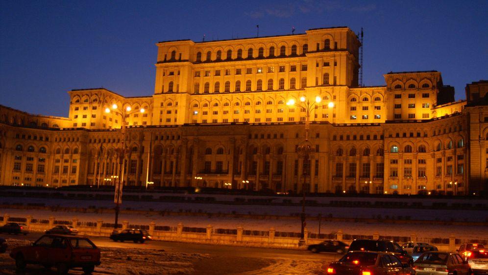 """Ceausescus Wahnsinnspalast: """"Ich brauche etwas Großes, etwas sehr Großes"""""""
