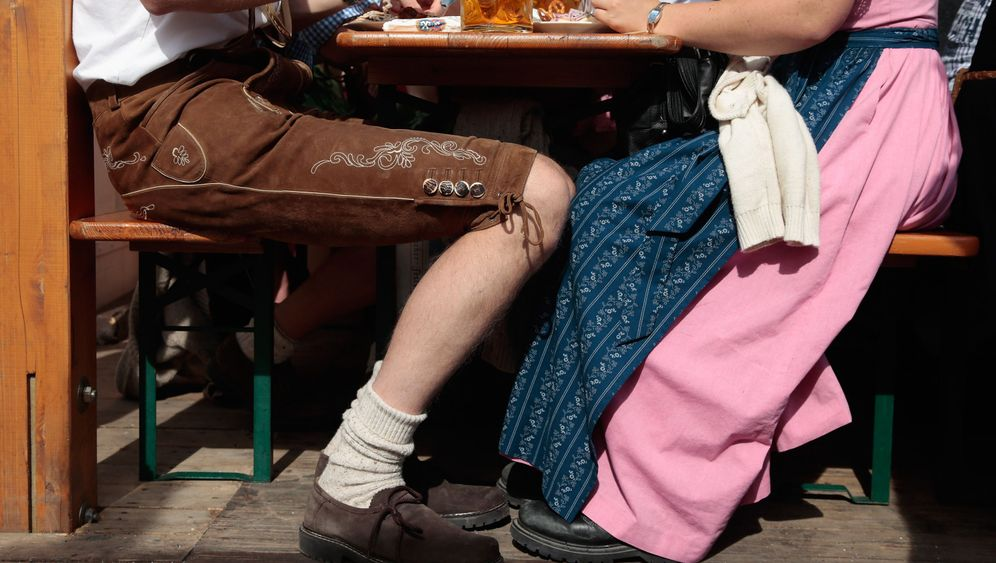 Photo Gallery: Partying Bavarian Style