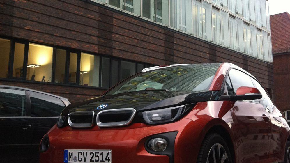 BMW i3 Testfahrt: Stromtankstelle verzweifelt gesucht