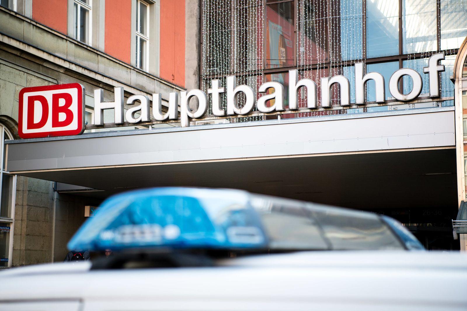 Polizist am münchen angegriffen