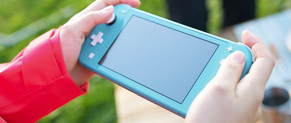 Kleiner und unflexibler als die Switch: Nintendos Switch Lite