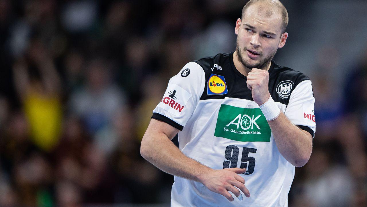 Handball Em 2020 Deutschland Gegen Lettland Im Liveticker