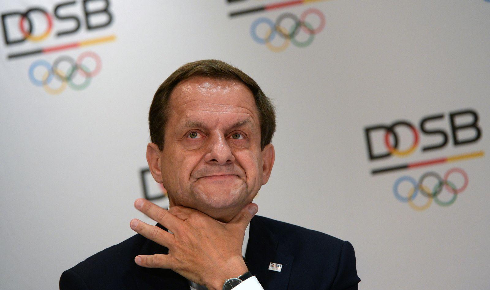 Bundestrainerkonferenz in Leipzig - Hörmann