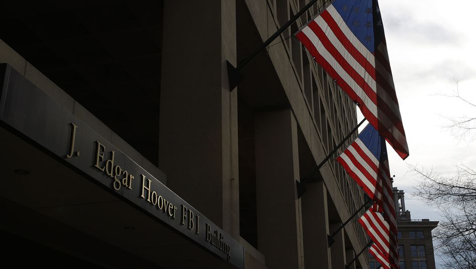 Die FBI-Zentrale in Washington: Zig fehlerhafte Gutachten zu verantworten