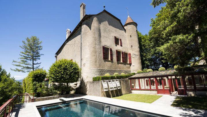 Immobilien: Schloss zu verkaufen