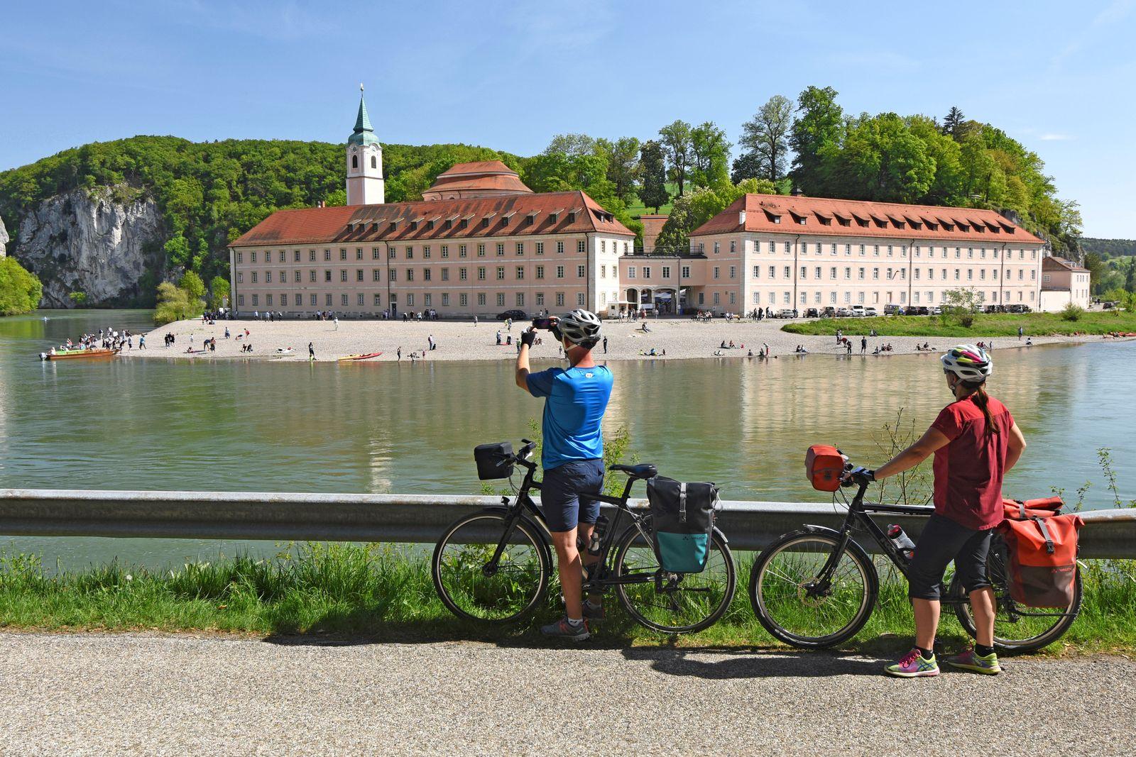 Fünf-Flüsse-Radweg Kloster Weltenburg - Thorsten Brönner