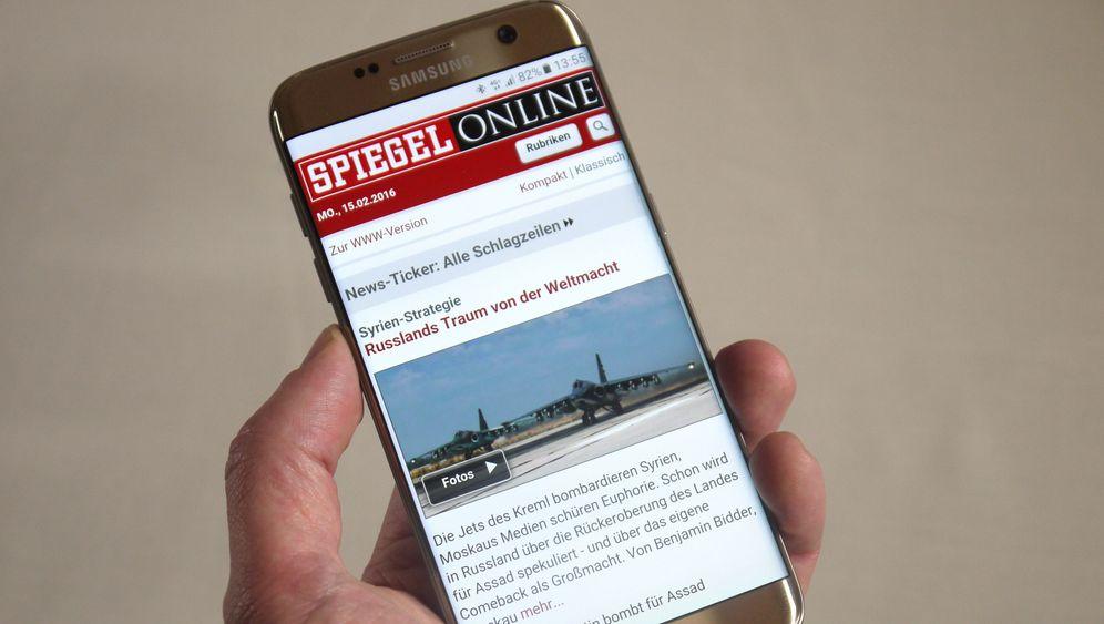 Neues Smartphone-Flaggschiff: Samsung Galaxy S7