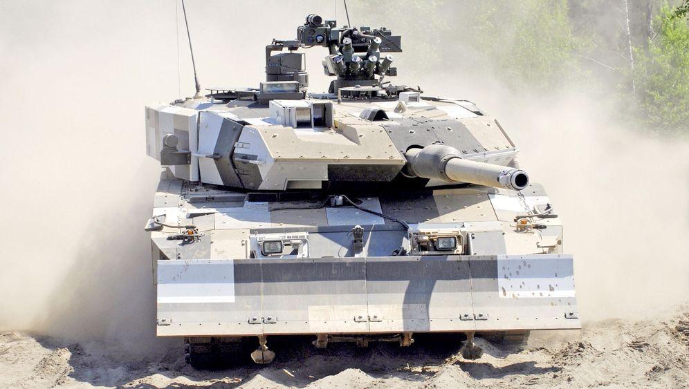 """""""Leopard""""-Panzer: Deutschland, brutal exportstark"""