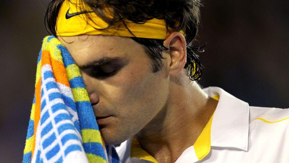 Tennisprofi Federer: Das Jahr der Wachablösung