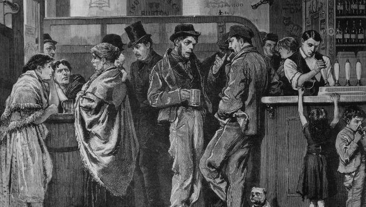 Abgründe des Alkoholismus: Britische Gin-Krise: Der billige Rausch und seine Risiken