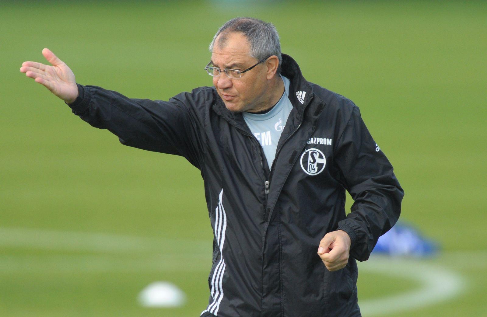 Trainingslager FC Schalke 04