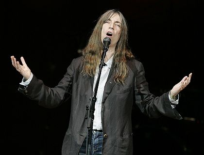 Because the night was made for torture and interrogation: Patti Smith has written a song about Murat Kurnaz.