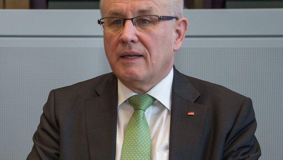 Volker Kauder: jetzt keine Enzscheidung