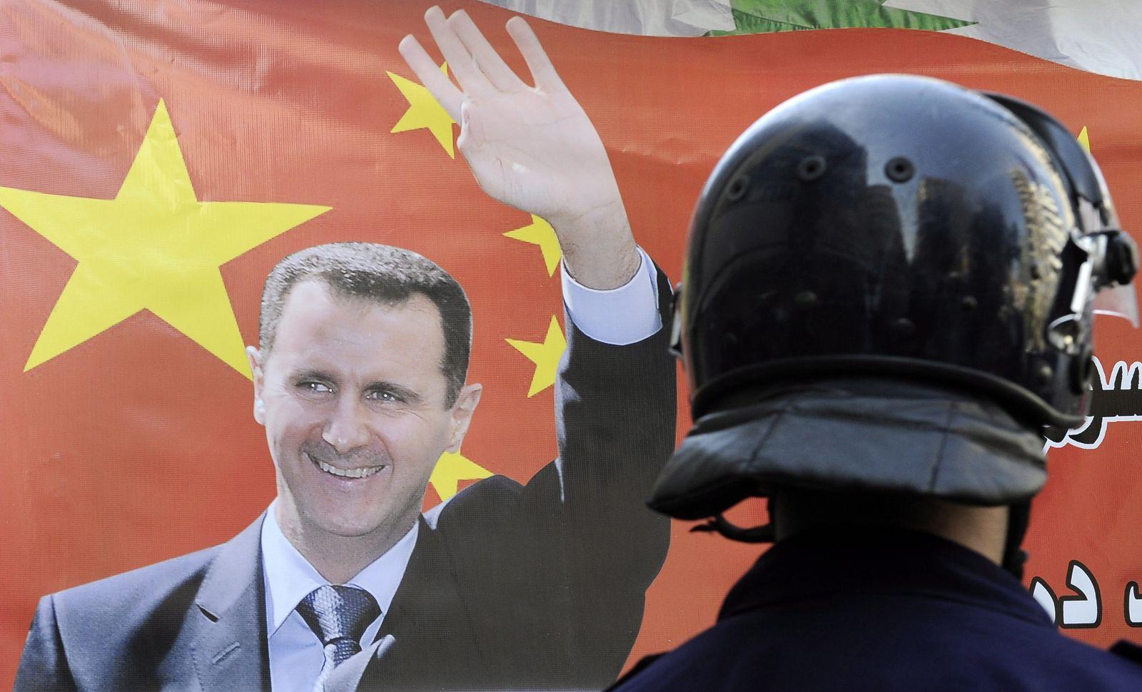 Assad-Regime ignoriert weiter eigene Zusagen