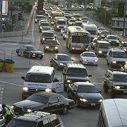 Stau in Los Angeles: Künftig soll es Grenzen für den Schadstoffausstoß von Autos geben