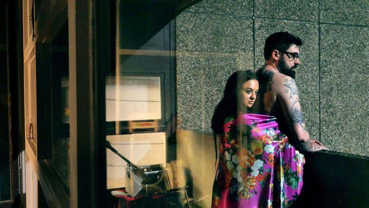 ARD-Film mit Sido: Plattenbauparadies