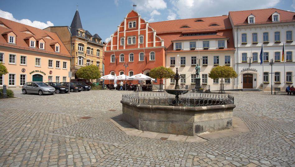 Pulsnitz in Sachsen