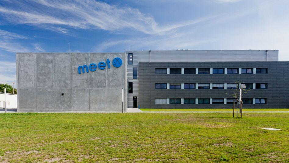 Batterieforschungszentrum der Universität Münster: Ziel ist eine Musterfabrik, die deutschen Unternehmen helfen soll, selbst Batteriezellen zu produzieren