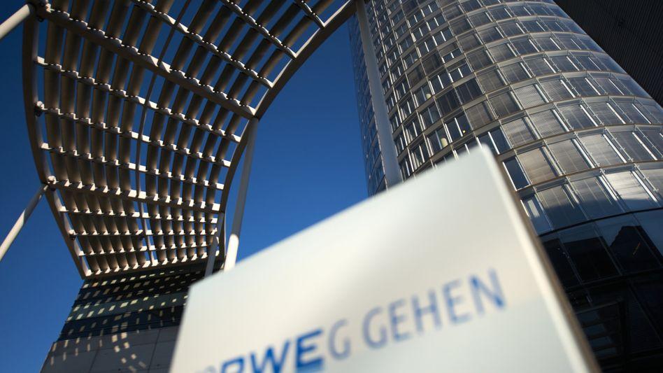 RWE-Zentrale in Essen: Stellen streichen, Kosten senken