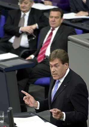 Wünscht sich Neuwahlen: Michael Glos