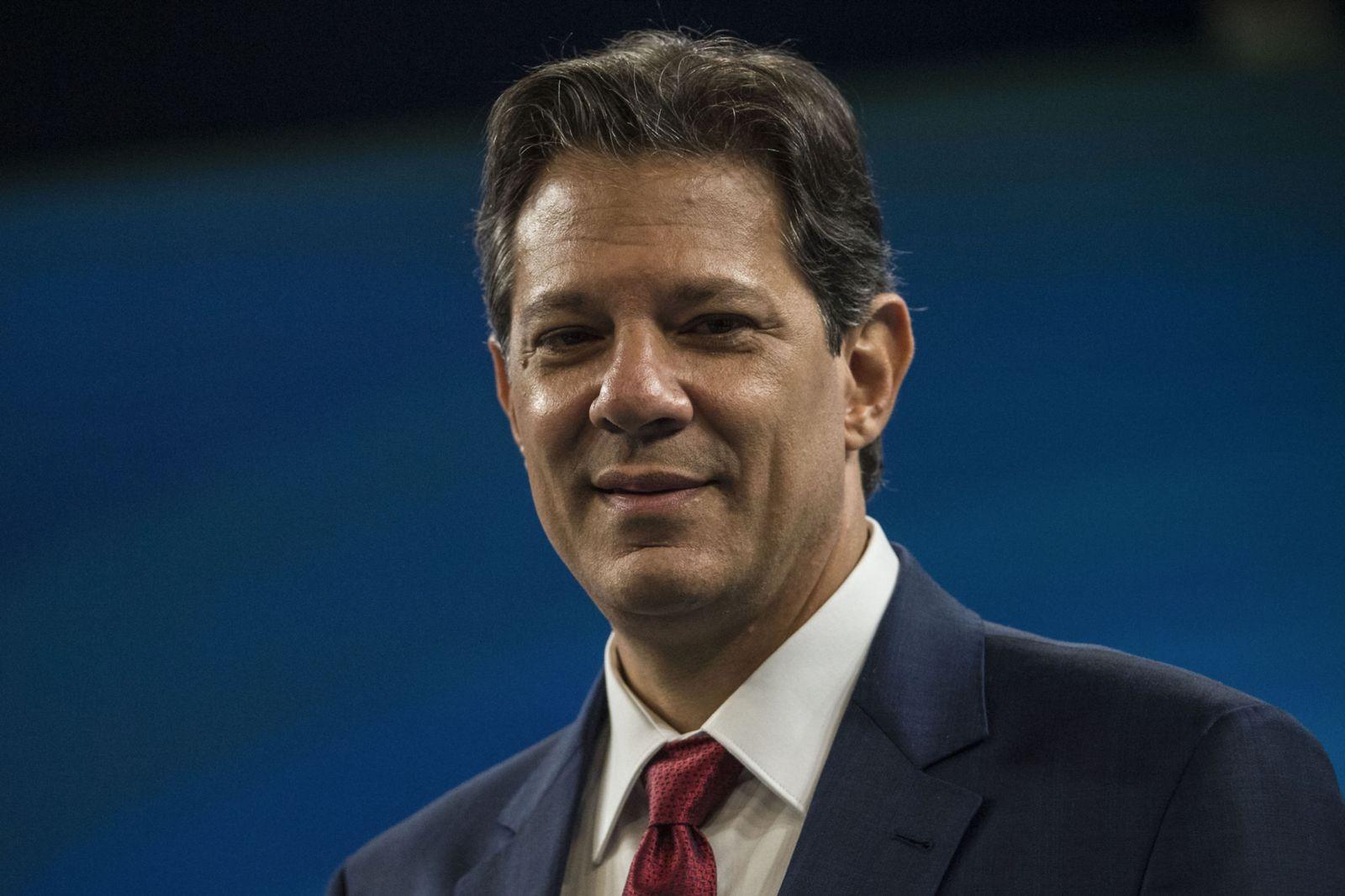 Fernando Haddad / Wahl Brasilien